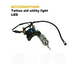 Lampe LED Tattoo Machine