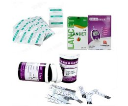 Sannuo Strips De Glucose