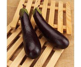 Décoration Légumes Aubergine 5 Pieces