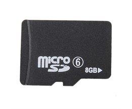 8GB Micro SDHC Memory Card