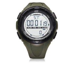 SKMEI 1025 Sport Watch For Men