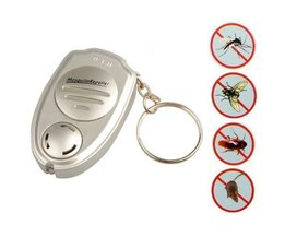 Ultrasonic Électronique Anti Mosquito Keychain