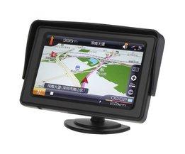 Écran LCD De Voiture Avec LED Rétro-Éclairage