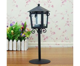 Black Lantern For Home Decoration