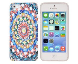 Motif Couverture IPhone 5 Avec Le Papillon