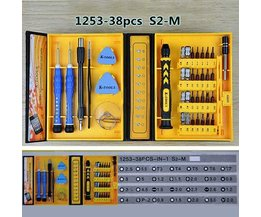 K-Tools Tournevis Set 38 Pieces