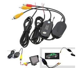 Transmetteur Et Caméra Récepteur Pour Voiture