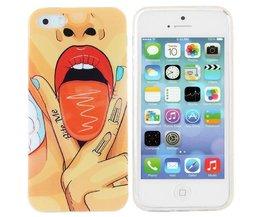 Cas Drôle Pour IPhone 5 & 5S