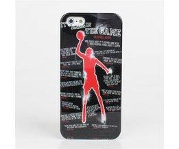 Les Étuis Pour IPhone 5 Et 5S Avec Basketball Conception