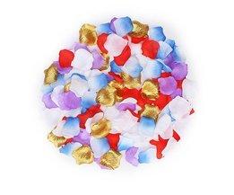Contrefaçon De Polyester Rose Petals 400 Pieces