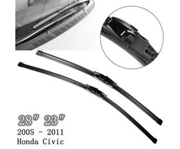 Lames D'Essuie-Glace Pour Honda Civic 2005-2011 Pare-Brise