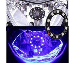 LED Pour Moto Et Scooter Angel Eyes