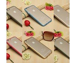 Étui Souple Transparent Pour IPhone 6