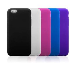 Cas Mince Pour IPhone 6 De Silicone