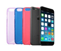 Of Étui Souple En Silicone Pour IPhone 6