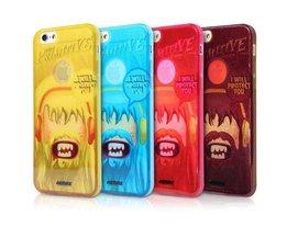 Remax Soft Case Primitive Pour IPhone 6