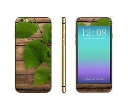 Autocollant 3D Pour IPhone 6 Plus Avec Leaves