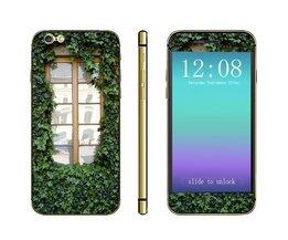 Autocollant Pour IPhone 6 Plus Avec Fenêtre 3D