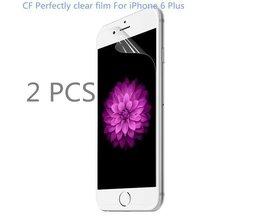 Protecteur D'Écran Baseus Pour IPhone 6 Plus 2 Pieces