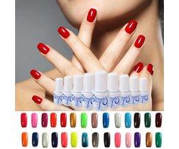 Gel UV Nail Polish 6Ml