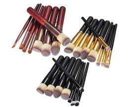 Pinceaux De Maquillage Set