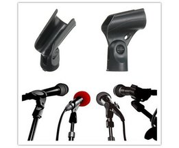 Microphone Stand Clip