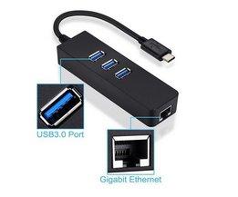 3 Ports USB Hub