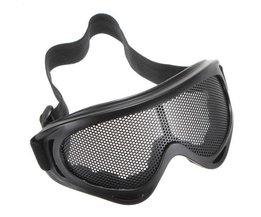 Gauze Goggles