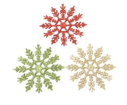 Christmas Snowflake Tree Decoration