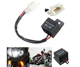 Moto Indicateur LED