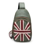 Sac Avec British Flag PU Cuir