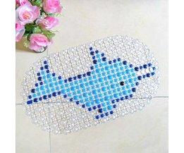 Anti-Slip Bath Mat PVC Avec Animal Print