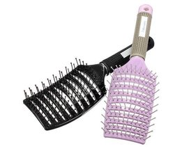 Professional Hair Brush Plastic