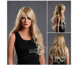 Perruque NAWOMI Longue Blonde Pour Les Femmes