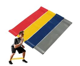 Fitness Elastic Resistance Band