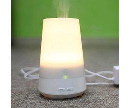 Humidifier Avec Aromathérapie