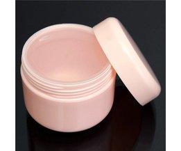 Jar Cosmetic Vide Avec Couvercle (50 ML)