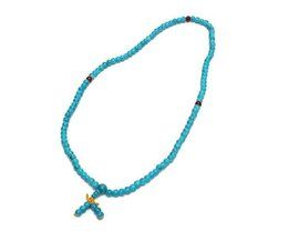 Tibétain Collier Turquoise