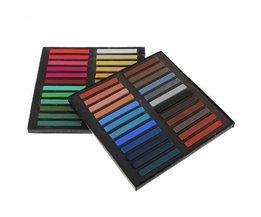 Colored Faux Chalk Cheveux