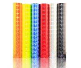 Colored Foil Pour Les Lumières Des Véhicules