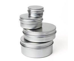 Jars Pour Les Cosmétiques