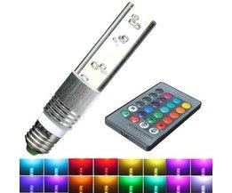 Ampoule LED Avec Télécommande