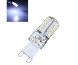 Ampoule G9 3W LED