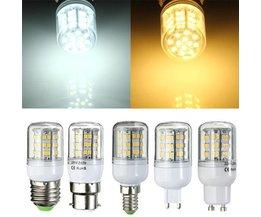 4.5W LED De Maïs Lampe Dans Les Modèles Multiples