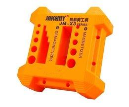 Jakemy JM-X3 Magneti Auparavant & Démagnétiseur Outil