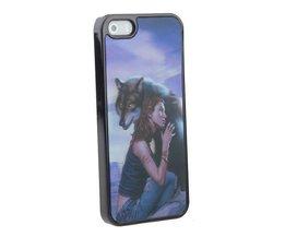 Cas 3D Pour L'IPhone 5 Et 5S