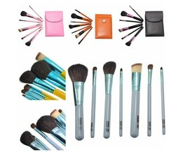 Maange Maquillage Upbrushes Dans L'Affaire (7 Pieces)