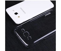 Case Transparent BEPAK Pour Samsung Galaxy Grand-2