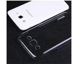 Case Transparent BEPAK Pour Samsung Galaxy Grand-2