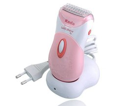 Keda Rechargeable Ladyshave